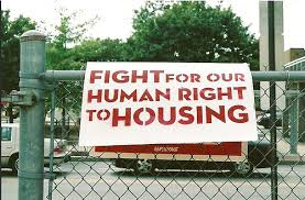 fight for housing