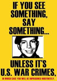 Bradley Manning is not who should be on trial. That is crystal clear!