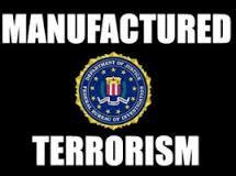 fake terrorism