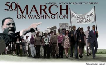 'We marched and we protested and still we are detested'....and we keep on marching, marching, marching.
