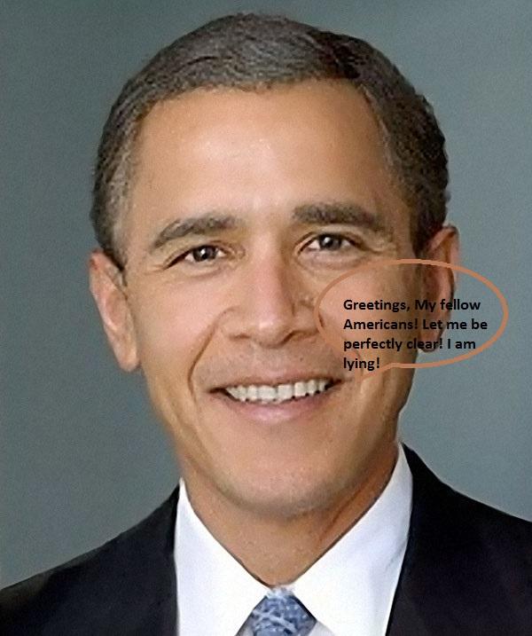 bush-obama lying to americans