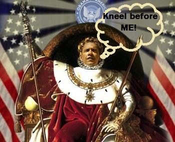 kneel before me!