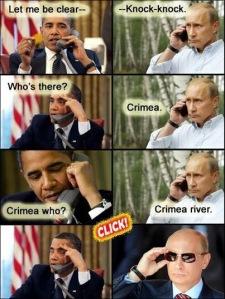Obama and Putin talk