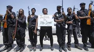The Huey Newton Gun Club