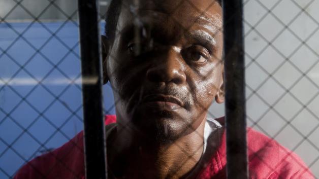 man was on death row