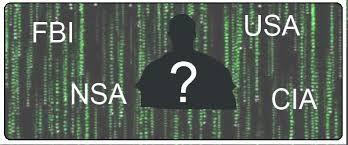 NSA CIA FBI