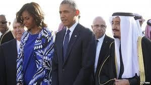 obamas in saudi arabia