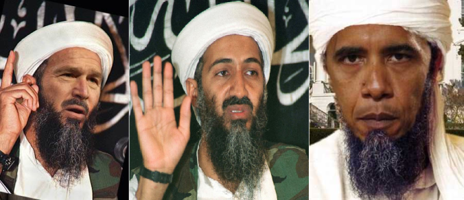 will the real osama please stand up