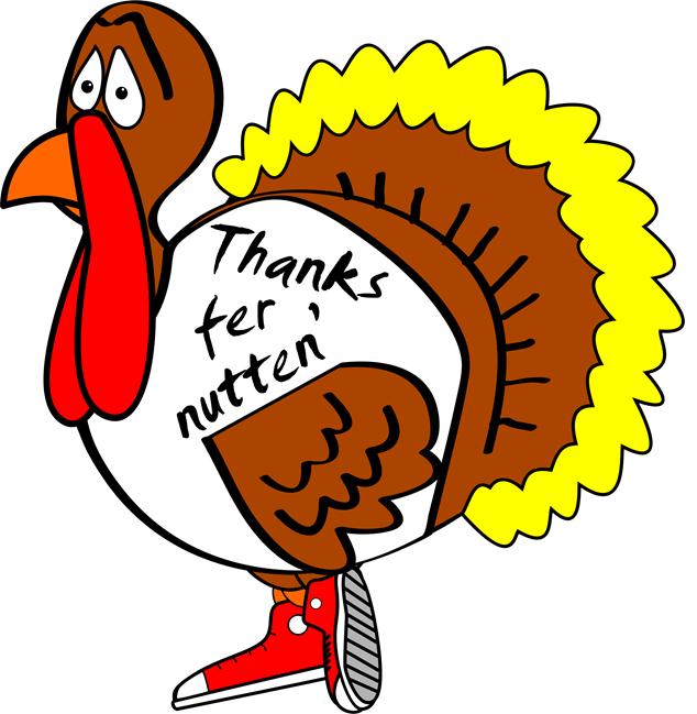 Thanksgiving my ass