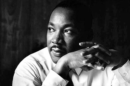 Dr Martin Luther King Jr1