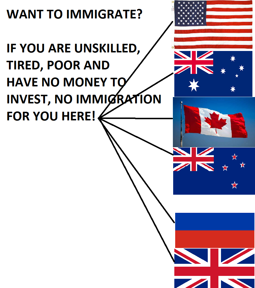 immigration hypocrisy